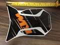 Free shipping for KTM DUKE 125 / DUKE 200/390 DMV fuel tank cap stickers affixed stickers decals fish bone