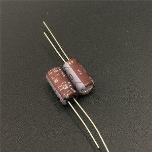 Image 1 - 10 قطعة 2.2 فائق التوهج 250V اليابان ELNA RJ4 سلسلة 6x12 مللي متر 250V2.2uF الصوت الصف مكثف