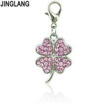 Jinglang модные подвески с застежкой лобстером Висячие 4 цвета