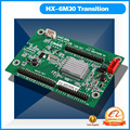 120HZ Adapter Platte HX 6M30B V1.0 DDR 120HZ Upboard Bord Doppel Bildschirm Linie-in DJ Ausrüstung und Zubehör aus Verbraucherelektronik bei
