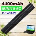 4400 мАч Аккумулятор Для Dell Inspiron Mini 1011 Mini 10 PP19S 00K781 312-0908 312-0931 K781 0K916P 312-0935 K916P