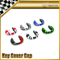 EPR Car Styling New Arrival For Mini Cooper F55 F56 Key Cover Cap Keychain Keyring