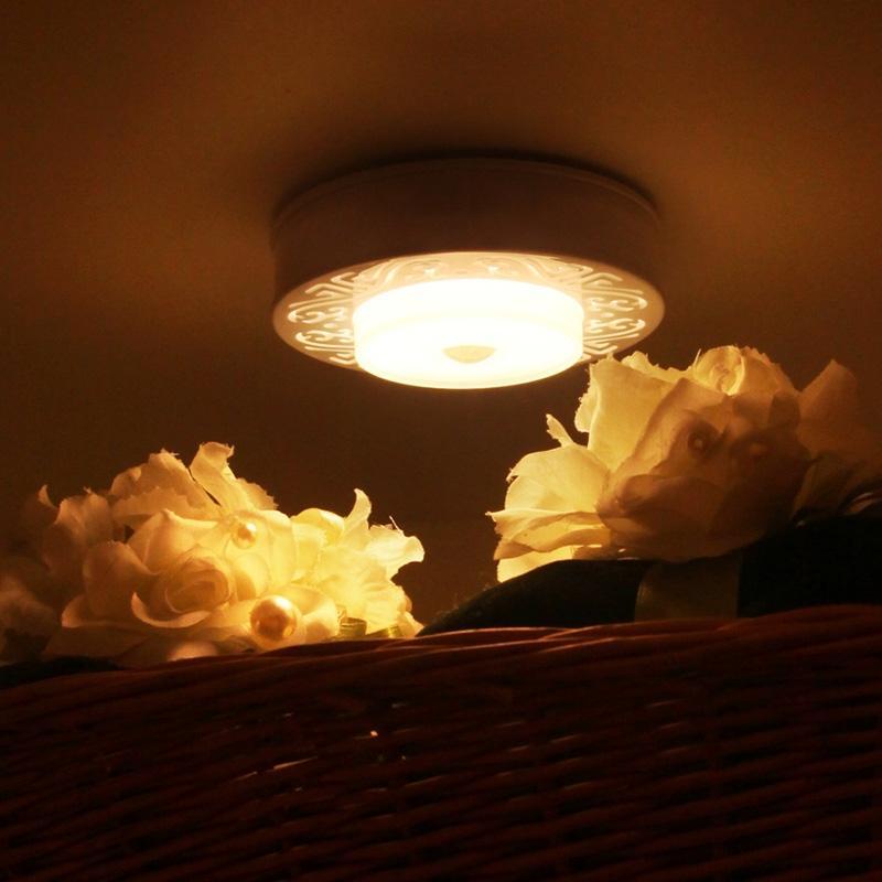 Luzes da Noite auto on/off luz noturna para Fonte de Luz : Lâmpadas Led