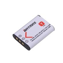 Batmax 3,6 V 1200 мА/ч, NP-BY1 EN-EL11 Li-60B NP BY1 Батарея для Nikon Coolpix S550 S560 Pentax M50 W60 W80 V20