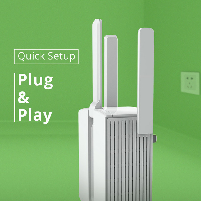 TP-link Wifi Extender Wireless Range Extender Expander 450Mbps Wifi Signal Amplifier Repeater three antennas 6