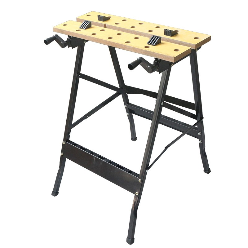 Multi-functional Home Folding Work Bench Woodworking Benches Portable Tool Workbench