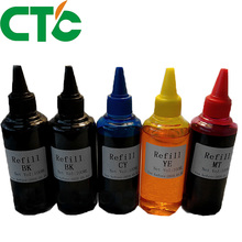 5x 100ml refill ink kit for canon for PG445 XL PG 445 CL446 For Canon Pixma IP2810 MG2410 MG2510 MG2440 MX494 MG2940 MG2540