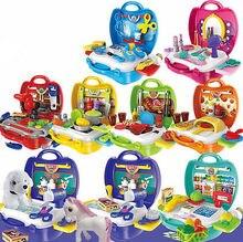 Kitchen Toys Pretend Play Food Set 26 Pcs Kids