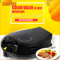 SHIPULE Electric Baking Pan Suspension Type Double Side Heating Electric Baking Pan Baking Flapjack Machine Baked