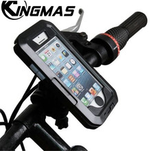 Waterproof motorcycle mobile phone holder for iPhoneX 8 7 6s XS XR MAX PLUS bicycle gps Holder Armor bag Phone Moto