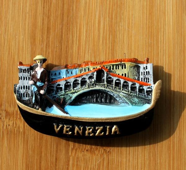 Italy Venice Refrigerator Fridge Magnet Sticker Kitchen Home Decoration Gift