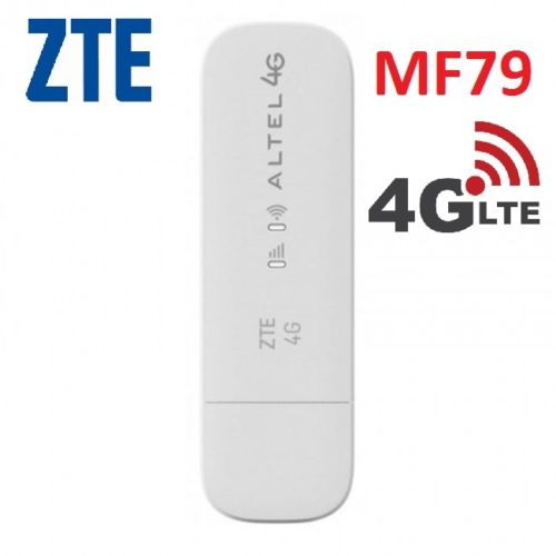 ZTE MF79 WiFi Hotspot 150Mbps CAT4 LTE 4G 3G USB WLAN Modem сетевое оборудование 3g wcdma usb dongle zte mf190 3g dvd 3g