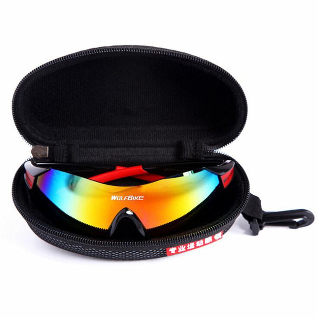 lunette velo outdoor sports uv400 cycling glasses riding driving sunglasses ski windproof glasses fietsbrillen lunette cyclisme