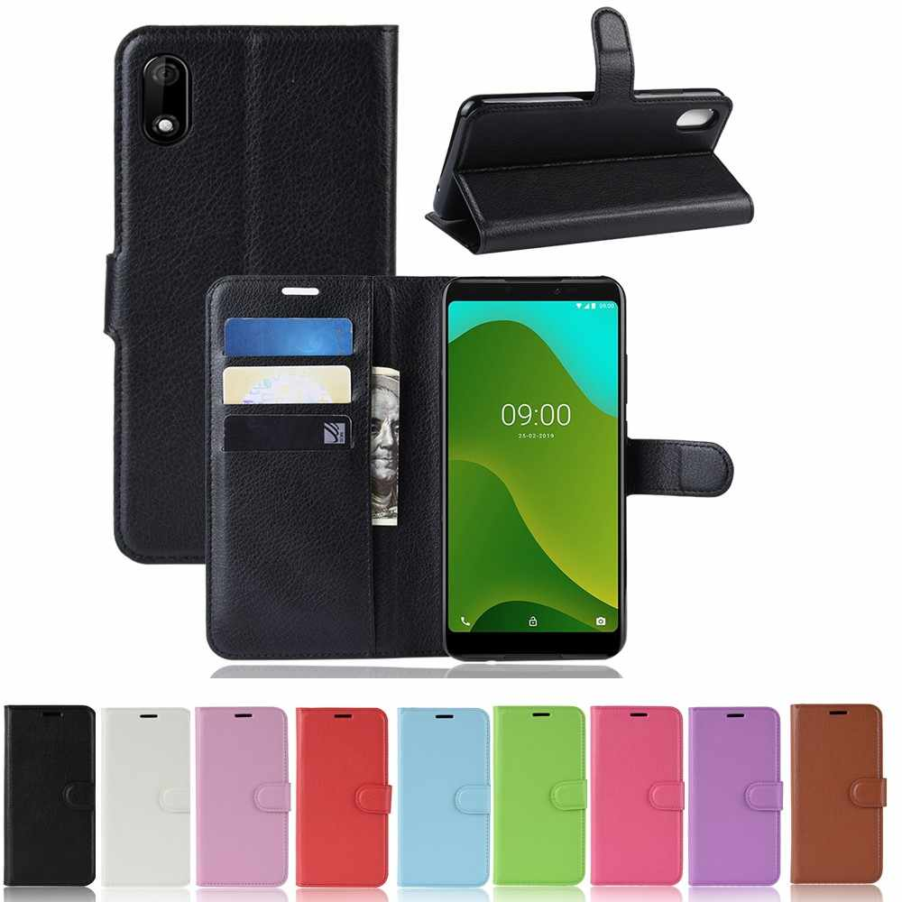Phone Bag Leather for Wiko Tommy 3 Sunny 4 Plus Lenny 5 View Lite Max GO Prime XL Harry 2 Jerry 4 Y60 Y80 Wallet Case Flip Cover