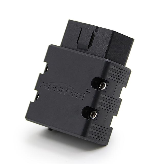 Konnwei KW902 Bluetooth/Wifi ELM327 V1.5 with PIC18F25K80 OBDII Diagnostic Tools ELM 327 OBD2 code reader Support J1805 Protocol
