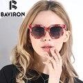 BAVIRON Nueva Tendencia de gafas de Sol de Las Mujeres HD Lente Polarizada Mero Estilo Chica Gafas De Sol UV400 gafas de Sol de Viaje Necesita Gafas 8528