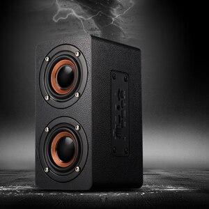 Image 3 - TOPROAD ポータブル 10 3w の Bluetooth スピーカーワイヤレス 3D が Stero ホームシアターデスクトップスピーカーカイシャ · デ · ソムサポート FM ラジオ Aux TF