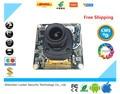 ЛАКЕР БЕЗОПАСНОСТИ CCTV Ip-камера модуль Hi3518E + F02 с Объективом целенаправленной и ИК-CUT 2.0MP 1080 P CMOS 1920*1080 Full HD Бесплатная Доставка