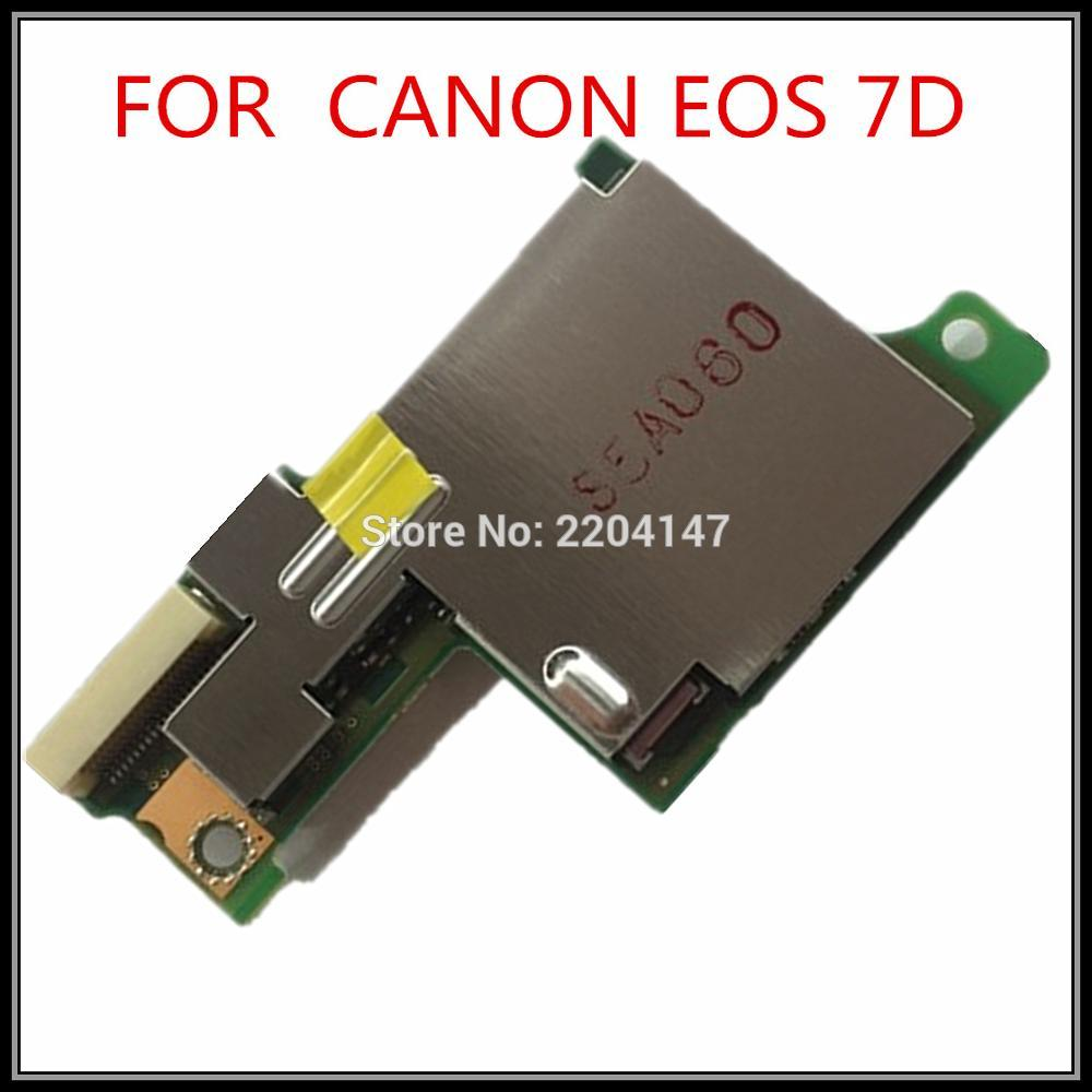 100% חדש המקורי 7D DC / DC Power Board עבור Canon 7D