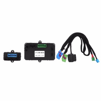 PLUSOBD Remote Start Car Module With Engine Start &Stop Exclusive For Mercedes Benz GLK X204 No Wire Cut With OBD2 No Key Broken image
