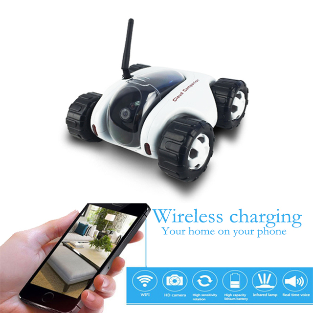 Cloud Companion Rc Car Wireless Remote Monitor And Control The Apple