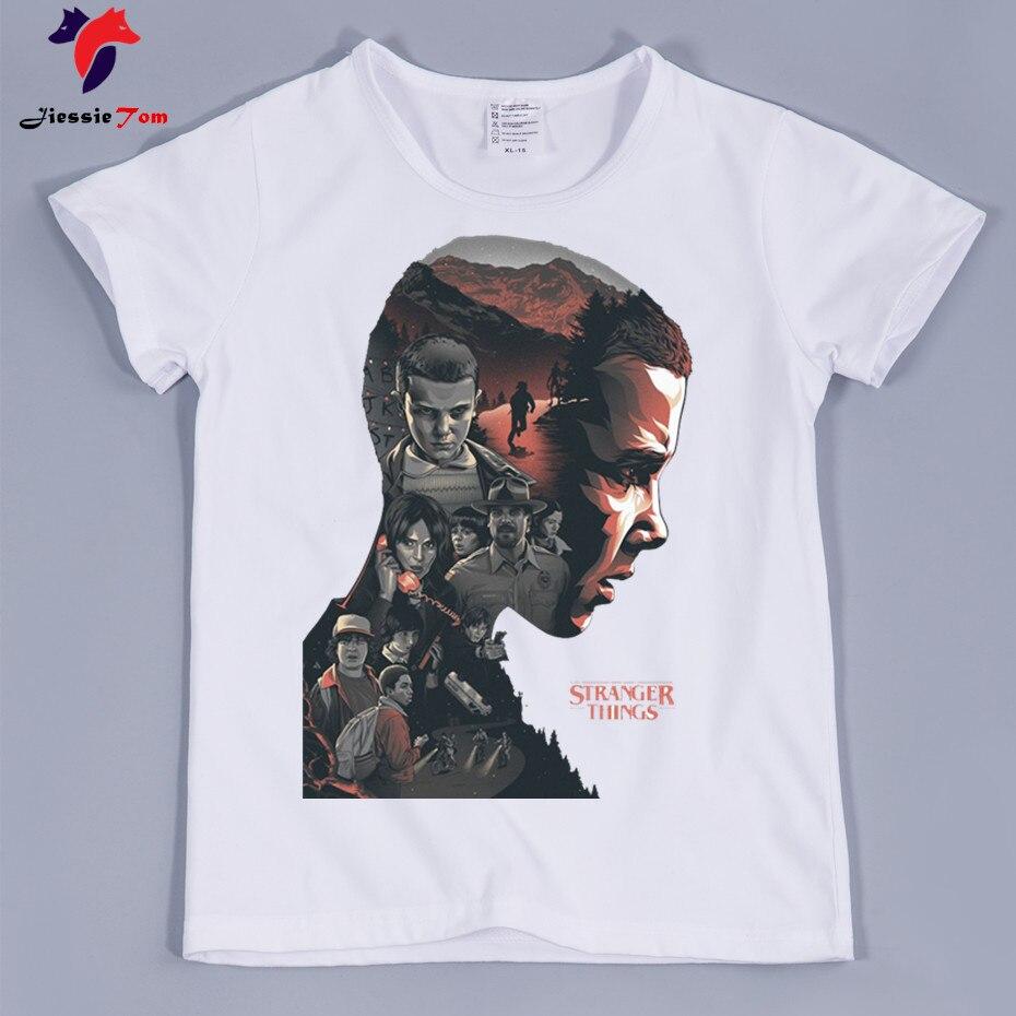 2018 дети сильнее вещи Дизайн прикольные футболки для мальчиков и девочек Милая одежда для малышей Chindern Повседневное Футболки