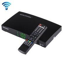 SOLOVOX F5S PLUS HD Digital Satellite Receiver Set TV Box 1 x USB WiFi 3G modem HDMI + SCART YouPorn Ethernet LAN CCCAM NEWCAMD