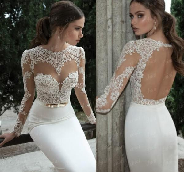 Popular White Lace Long Prom Dress-Buy Cheap White Lace Long Prom ...