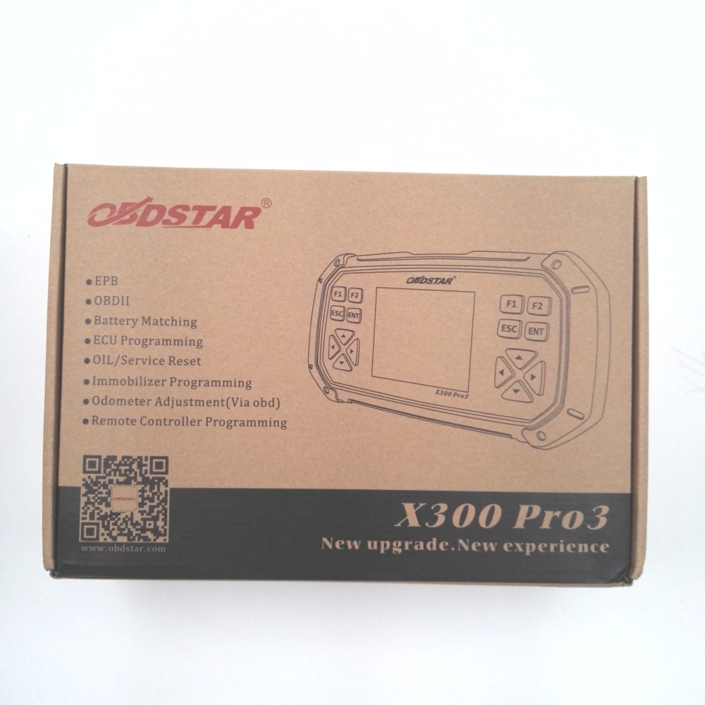 🛒 OBDSTAR X300 PRO3 Key Master with Immobiliser + Odometer