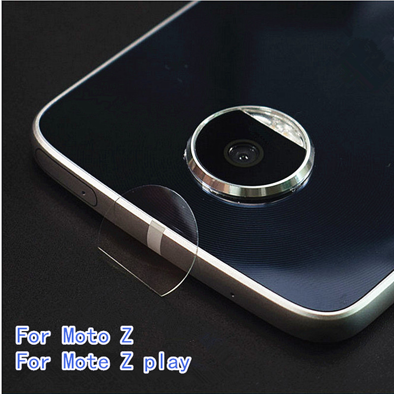 1Pc/2Pcs Dedicated camera protective film For Motorola Moto Z/Z Play Camera lens tempered glass film