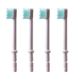 4pcs Oral Hygiene Replacement Tooth Dental floss brush Tips for Waterpik WP-100 WP-450 WP-250 WP-300 WP-660 WP-900