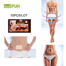 100pcs lot Effective Slimming Stick Slimming Navel Sticker Slim Patch font b Weight b font font