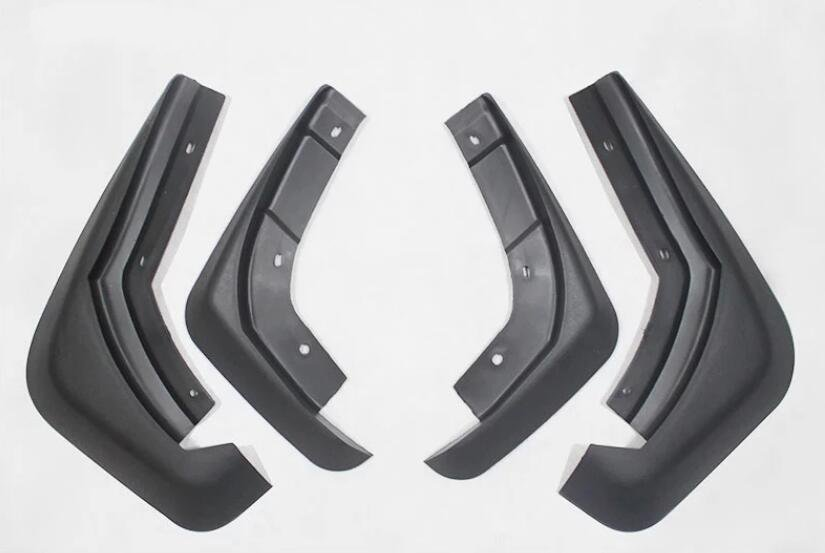 For Volvo S60 4PCS Car Mud Flap Splash Guard Fender Mudguard Brand New Car Styling Accessories