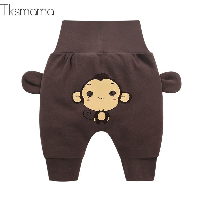 Casual Comfortable Pants Forbaby Boy Baby Girl Pure Cotton Fashion Trousers Baby Kids Leggings(China)