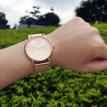 Women Watches Ultra Thin Stainless Steel Quartz Wrist watch