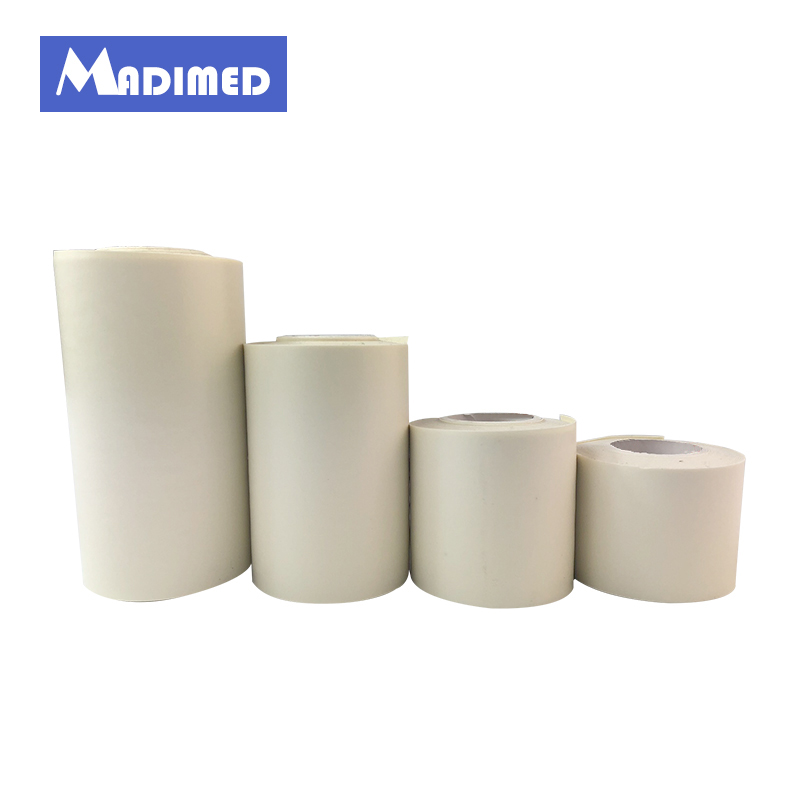 US $5 63 42% OFF MADIMED Microfoam Adhesive Foam First Aid Waterproof Tape  Adjust Sports Adhesive Foam Underwrap Medical Sports Tapes-in Braces &