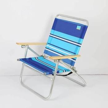 Plaża krzesło meble ogrodowe meble ogrodowe krzesło kempingowe składane krzesło wędkarstwo krzesło szezlong silla plegable cadeira przenośny tanie i dobre opinie Aluminium Nowoczesne 75*65*37cm Ecoz Metal