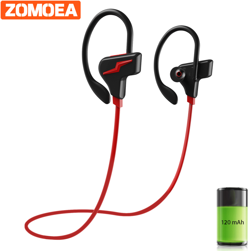 Sport Headphones Bluetooth Headphone Wireless Earphones Ear Hook Sweatproof Headset Auriculares Inalambrico Ecouteur Earbuds h08 bluetooth headset wireless headphone in ear stereo earphone microphone for xiaomi lg iphone earbuds auriculares ecouteur