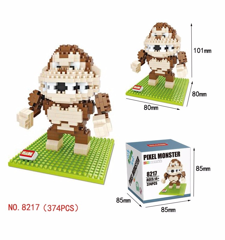 HSANHE Mini Blocks 8217
