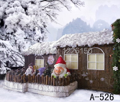 Free digital christmas Snow scenic photo backdrops ,vinyl Wedding Photo Backdrops A-526,10x20ft photography background christmas retro background christmas photo props photography screen backdrops for children vinyl 7x5ft or 5x3ft christmas033