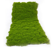 1m*0.5m green plant wall grass moss turf simulation lawn shop scene window display fake artificial decoration