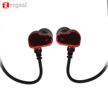 Leegoal E17 Earphone Earbuds Strong Bass Stereo In-ear Phone Universal With 3.5mm plug Wire Control Earphones star pattern stereo in ear earphone black 3 5mm plug 116cm