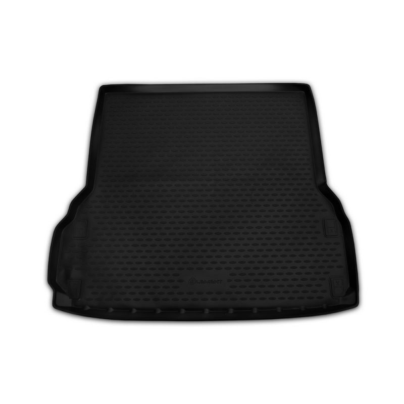 Mat trunk For NISSAN Pathfinder 2014-> cross., lengths. (polyurethane) mat trunk for nissan patrol 2010 внед lengths polyurethane
