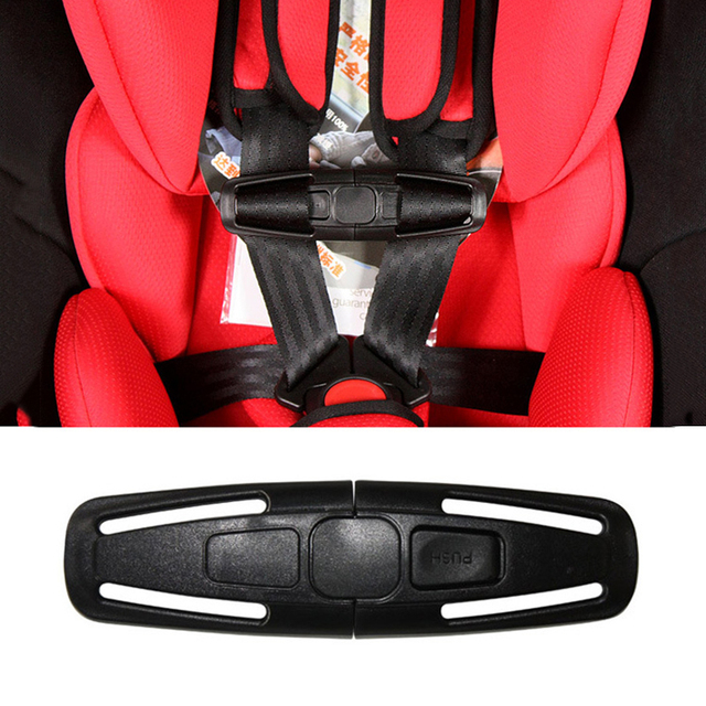 Car Styling 1Pc Baby Safety Seat Strap Belt Cover Child Toddler Chest Harness