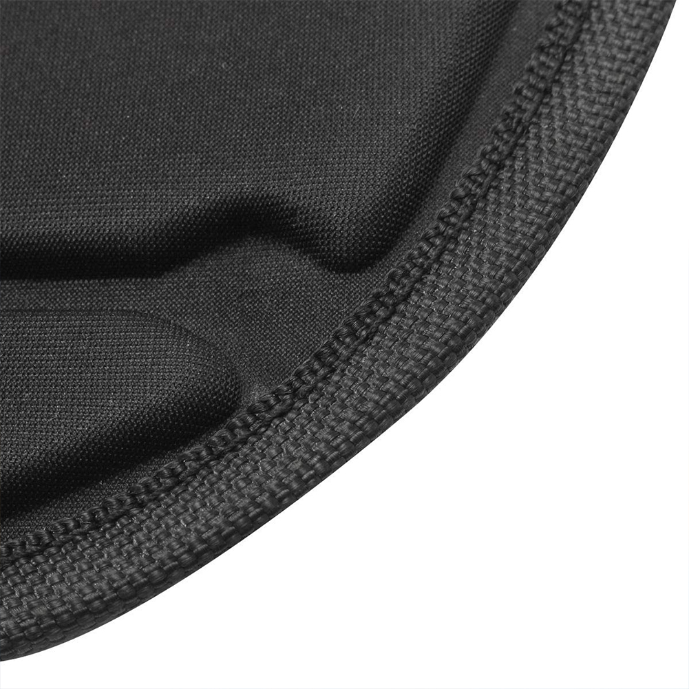 Pillow Fishing Cushion Black Boat Padded Accessories Base Durable Outdoor Antiskid
