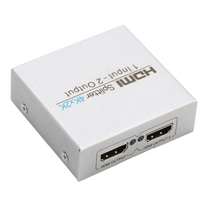 Image 5 - HDMI Splitter 1 in 2 out, Atolla Splitter Ver 1,4 HDCP kompatibel DC/5 V, 2 Port HDMI Unterstützt 4 K Ultra HD, 1080 P, 3D, HDMI Switcher