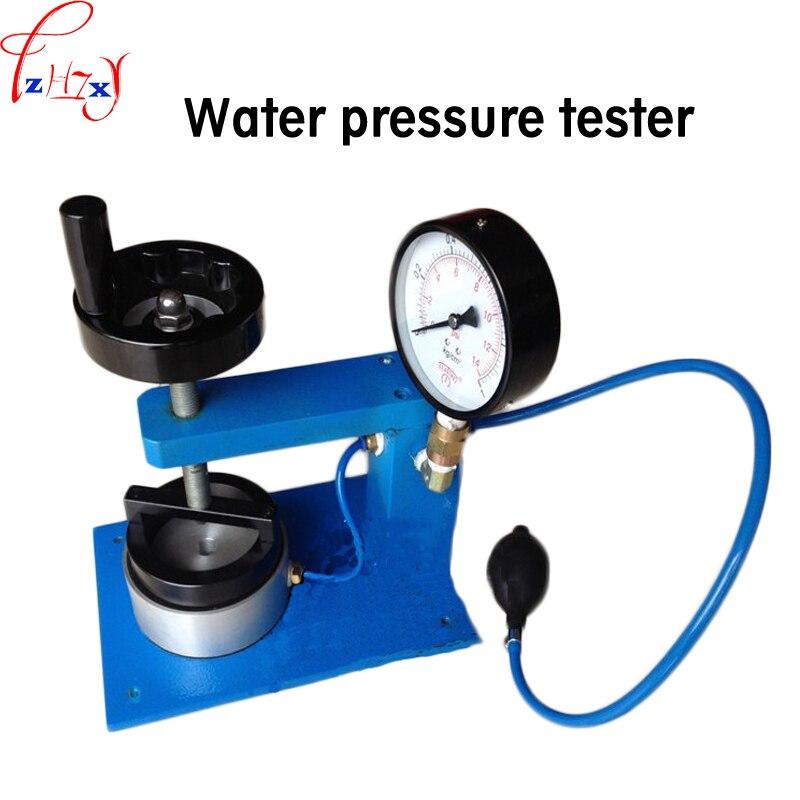 Testeur de pression d'eau en tissu de type aiguille test de YJ-1200 jauge de pression d'eau tentes d'essai imperméables, imperméables, vestes de ski