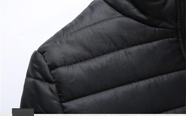 Autumn Winter Man Jacket soft Casual Men`s Windbreaker Jackets 3