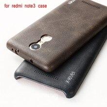 2016 Винтаж ковбой искусственная кожа Телефон чехол для Xiaomi Redmi Note 3 Чехол роскошные оболочка для Redmi Note 3 Pro задняя крышка Coque