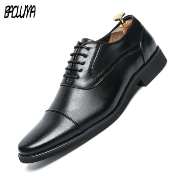 Men Italy Designer Shoes Leisure Flat Brand Spring Formal Casual Dress Mens Flats Oxford Shoes Loafers Tassels British Style